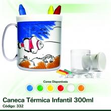 Caneca Térmica Infantil