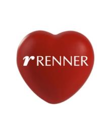 Corações anti stress personalizados