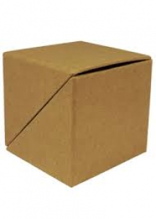 Bloco de Anotações Ecológico Cubo