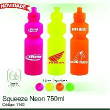 Squeeze 750ml Neon