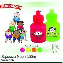 Squeeze 300ml Neon