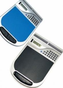 Calculadora Plástica com Mouse Pad