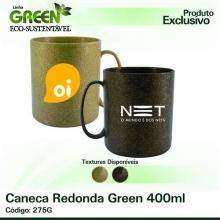 Caneca Redonda Green