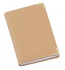 Caderno Mini Marrom Escuro