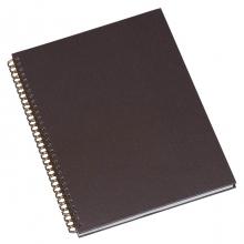 Caderno de Negocios Marrom