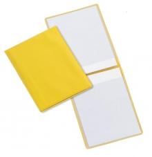 Carteira para Despachante Amarela