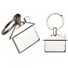 Chaveiro de Metal Casa 12209