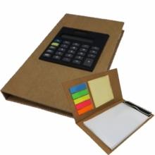 Bloco de Anotação com Calculadora